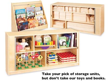 Amazing Guidecraft_Hideaway_Storage_UnitzupStand