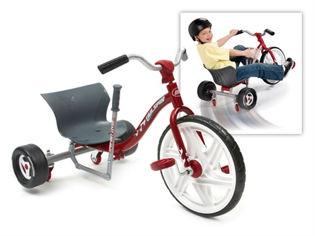 Radio Flyer Tailspin Trike